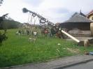 Maibaumstellen 2012